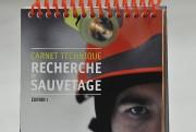 Un carnet technique en recherche et sauvetage développé... (Photo Le Quotidien, Rocket Lavoie) - image 1.0
