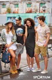 Sportium présente plusieurs vêtements de style sport-urbain.... (Photo fournie par Sportium) - image 2.0
