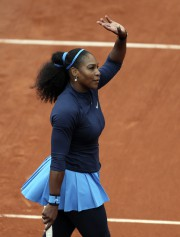 Serena Williams... (PHOTO AP) - image 2.0