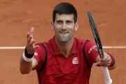 Le favori du tournoi chez les hommes, Novak... (Associated Press) - image 3.0