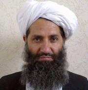 Le mollah Haibatullah... (PHOTO AFP/TALIBANS AFGHANS) - image 1.0