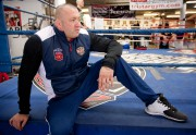 Le mentor de Georges St-Pierre, Kristof Midoux, a... (PHOTO DAVID BOILY, ARCHIVES LA PRESSE) - image 2.0
