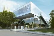 Maquette du nouveau pavillon Lassonde... (OMA) - image 2.0