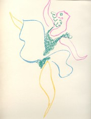 Le ballet, une lithographie de Picasso... - image 2.0