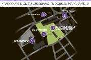 Activité phare du Carrefour international de théâtre, le... (Infographie Le Soleil) - image 1.0