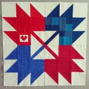 ... (Photo tirée du fil Instagram de la Guilde de courtepointe moderne de Montréal.) - image 1.1