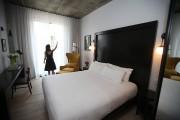 L'offre d'hébergement comprend des chambres dont le prix... (PHOTO MARTIN CHAMBERLAND, LA PRESSE) - image 2.0
