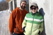 Kate Alvo et son ex-conjoint, Bernat Ferragut Sole,... (Fournie par Kate Alvo) - image 1.0
