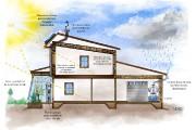 Ce dessin représente bien la philosophie des maisons... (Fournie par Solution Era) - image 4.0