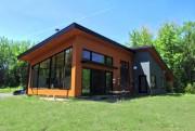 Toutes ses constructions sont solaires passives, donc conçues... - image 9.1