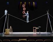 L'artiste de cirque Jamie Adkins offrira plusieurs représentations... (Courtoisie) - image 8.0