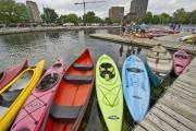 La location de kayaks se fait à la... (Martin Roy, LeDroit) - image 5.0