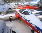 Le Musée canadien de l'aviation et de l'espace... (Patrick Woodbury, Archives LeDroit) - image 8.0