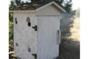 Texte: « Pepére, elle est grosse ta cabane... (Photo Le Progrès-dimanche, Mélissa Viau) - image 3.0
