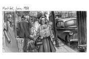 Les auteurs de La femme aux cartes postales... (Photo courtoisie) - image 1.1
