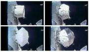 La NASA a réussi samedi à gonfler et à pressuriser un... (Fournie par la NASA) - image 2.0