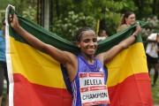 Koren Jelela, d'Éthiopie ,a été la première femme... (Martin Roy, LeDroit) - image 2.0