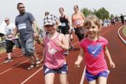 La piste d'athlétisme de l'école secondaire Mont-Bleu était... (Simon Séguin-Bertrand, LeDroit) - image 2.0