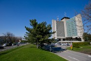 Longtemps sous la gouverne d'Ottawa, l'hôpital des AnciensCombattants... (PHOTO DAVID BOILY, LA PRESSE) - image 1.1
