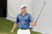 Jordan Spieth... (PHOTO TONY GUTIERREZ, AP) - image 11.0