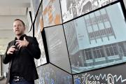 Olivier Dufour signe un parcours «intuitif, imagé et... (Le Soleil, Pascal Ratthé) - image 4.0