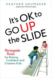 It's OK to go UP the Slide, Renegade... (PHOTO FOURNIE PAR LA MAISON D'ÉDITION) - image 6.0