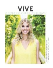 La couverture du premier bookazine VIVE... (Fournie par Jacynthe René) - image 2.0
