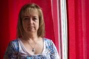 Nicole Roux, la mère deDenis Roux-Bergevin, un enfant... (PHOTO OLIVIER PONTBRIAND, LA PRESSE) - image 2.0