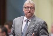 Gaétan Barrette, ministre de la Santé du Québec,... (Photothèque Le Soleil) - image 3.0