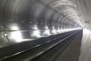 Le tunnel ferroviaire du Saint-Gothard devient le plus... (PHOTO Gaetan Bally, Keystone/AP) - image 3.0