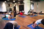 Des gens s'entraînent selon la méthode Tabata.... (PHOTO NINON PEDNAULT, ARCHIVES LA PRESSE) - image 5.0