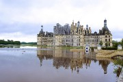 Du côté des châteaux de la Loire, Chambord,... (PHOTO ARCHIVES AFP) - image 2.0