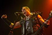 Le bassiste des Misfits,Jerry Only... (Yan Doublet, Archives Le Soleil) - image 3.0