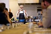 Le chef italien et activiste social Massimo Bottura... (photo patrick sanfaçon, la presse) - image 1.0