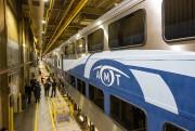 L'appel d'offres pour 24 nouvelles voitures des trains... (Photo Hugo-Sébastien Aubert, Archives La Presse) - image 1.0