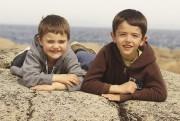Maintenant mère de deux garçons âgés de quatre... (Fournie par Lyson Blain) - image 1.0