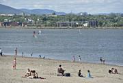 La plage de la Baie de Beauport... (Photothèque Le Soleil, Pascal Ratthé) - image 3.0