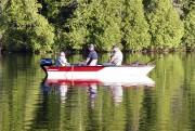 La pêche sur les lacs et les rivières... (Fournie par Solange Gauthier) - image 2.0
