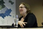 La Dre Isabelle Goupil-Sormany, directrice de santé publique... (Sylvain Mayer, Le Nouvelliste) - image 3.0