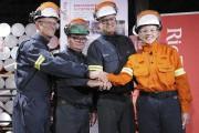 Le directeur de l'aluminerie Saguenay-Lac-Saint-Jean de Rio Tinto,... (Photo Le Quotidien, Mariane L. St-Gelais) - image 2.0