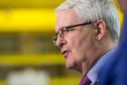 Le ministre des Transports du Canada... (Photo Hugo-Sébastien Aubert, Archives La Presse) - image 1.0
