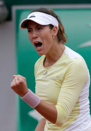 Garbine Muguruza... (Photo Jacky Naegelen, Reuters) - image 2.0