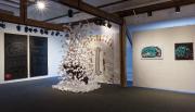 Vue de l'exposition présentée à la galerie d'art... (Photo Caroline Cloutier, fournie par la galerie d'art Stewart Hall) - image 1.1