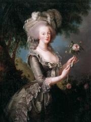 Marie-Antoinette à la rose,1783, tableau d'Élisabeth Louise Vigée... (Photo fournie par le Musée des beaux-arts du Canada) - image 1.0