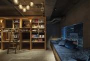Dormir sur les tablettes d'une bibliothèque? C'est ce... (PHOTO FOURNIE PAR BOOK AND BED) - image 1.0