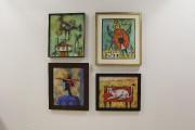 De nombreuses oeuvres de Dallaire passeront l'été à... (Patrick Woodbury, LeDroit) - image 5.0