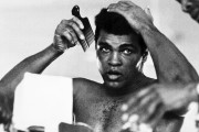 Muhammad Ali en octobre 1974, 11 jours avant... (Archives AFP) - image 3.0