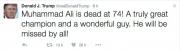 Voici les principales réactions au décès de l'ancien champion du monde des... - image 7.0