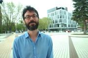 Guillaume Langlois réalisera un court essai documentaire dans... (Photo courtoisie, Caroline Gagnon) - image 3.0