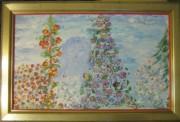 Peinture d'Andrée Ruffo... (PHOTO TIRÉE DE FACEBOOK) - image 1.0